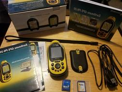 New DeLorme Earthmate PN-20 Handheld witth Maps