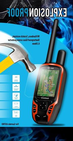 New Garmin Astro 320 GPS Handheld Explosion Proof Screen Pro