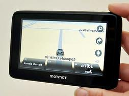 "NEW TomTom GO 2435TM Car GPS Receiver UNIT ONLY 4.3"" USA/Can"