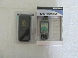 NEW Garmin GPSMap 60CS Handheld GPS Device w/ carrying case