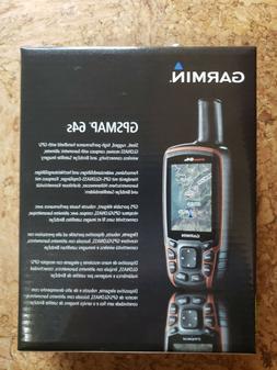 NEW Garmin GPSMAP 64s Handheld GPS Unit