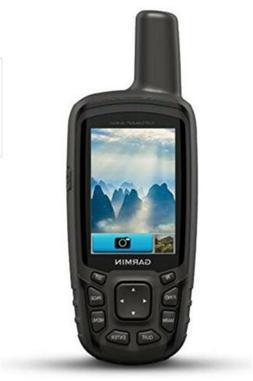 NEW Garmin GPSMAP 64sc Handheld GPS Navigator GLONASS 8 MP C