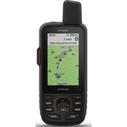 New Garmin GPSMAP 66i Handheld GPS and Satellite Communicato