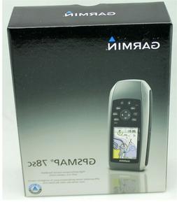 New Garmin GPSMap 78sc Handheld Tracker GPS Mapping 010-0086