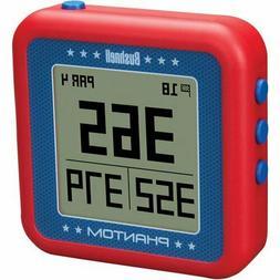 New in box Bushnell Phantom Handheld GPS. Model #368821. Red