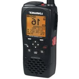 New Lowrance Link-2 VHF/GPS Handheld Radio