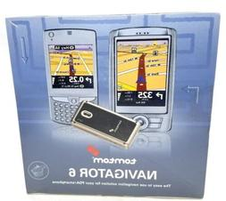 New Tomtom Navigator 6 GPS Receiver for PDA & Smartphone. Fr