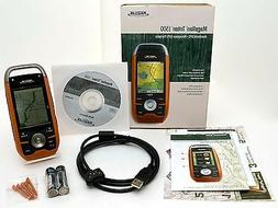 NEW Magellan Triton 1500 Hiking GPS Set 3D TOPO Map geocache
