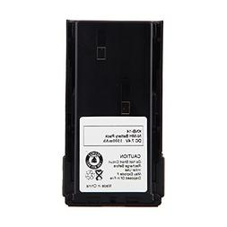AOER® 7.4V 1500mAh Ni-MH Battery for Kenwood KNB-14 KNB-14A