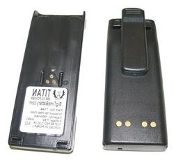 2X NTN7143 NTN7144 Battery ft Motorola HT1000 MTS2000 MT2000