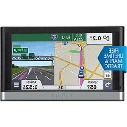 "GARMIN nuvi 2597LMT 5.0"" GPS Navigation w/ Lifetime Map & Tr"