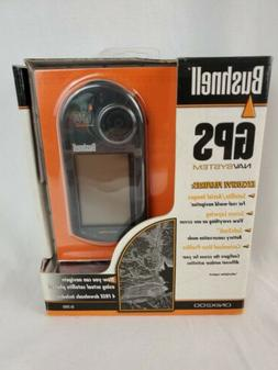 Bushnell Onix 200 2.7-Inch Portable Handheld GPS Navigator