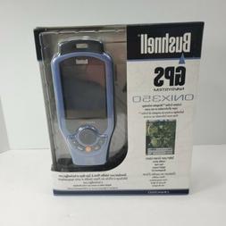 Bushnell ONIX 350 HandHeld GPS Receiver Navigation System Hu