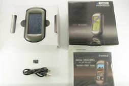 Garmin Oregon 450t GPS w/ Upgraded TOPO U.S. 24K SOUTHWEST T