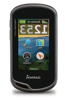 Garmin Oregon 600t 3-Inch Worlwide Handheld GPS with Topogra