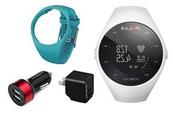 Polar M200  Running GPS Watch Power Bundle | Includes Extra