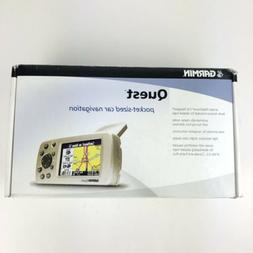 Garmin Quest Handheld GPS New