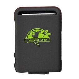 TOOGOO Real Time Portable Mini GMS/GPS/GPRS Tracker