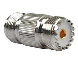 AOER® RF Coaxial Coax Adapter N Female to UHF Female So-239