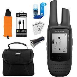 Garmin Rino 700 GPS Navigator with 2-Way Radio  Accessory Ki