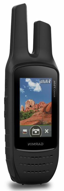 """Garmin Rino 755t Handheld Radio and GPS 3"""" Touchscreen GMRS"""