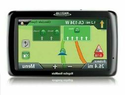"Magellan RoadMate 5045T-EU 5"" GPS US and European Maps Facto"