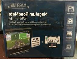 Magellan RoadMate 5255T-LM w/Lifetime Traffic & Lifetime Map