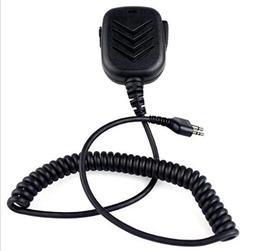 Shoulder Handheld Speaker Mic PTT for Midland Portable Radio