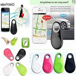 Blueis New Smart Bluetooth Tracer GPS Locator Tag Alarm Wall