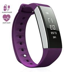 LePan Smart Watch Blood Pressure Heart Rate Fitness Wristban