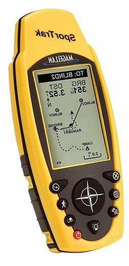 Magellan SporTrak Handheld GPS Receiver-NEW