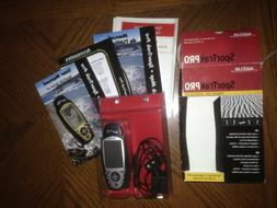 MAGELLAN SporTrak Pro Handheld GPS Receiver New in box