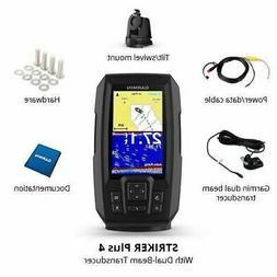 Garmin STRIKER Plus 4 US w/Dual Beam TM Transducer