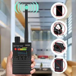 Super Anti-spy Bug GPS Camera RF Signal Detector Set , Doore
