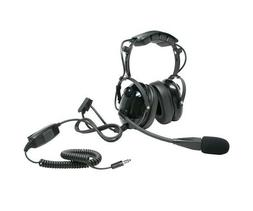 ARC T26010 Heavy Duty Earmuff Headset for Nexus Plug Two Way