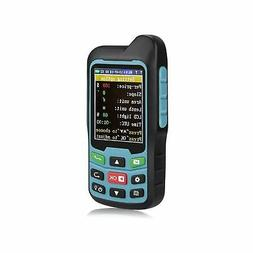 Te-Rich Handheld GPS GLONASS Land Area Measurer Calculation