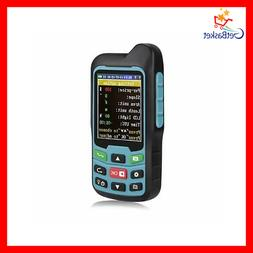 Te-Rich Handheld GPS GLONASS Land Area Measurer Calculation