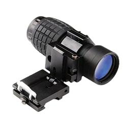 Telescope Magnifier,LtrottedJ 3X Magnifier Tactical Scope Si