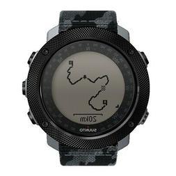 Suunto Traverse Alpha Concrete Mens GPS Outdoor Wrist Watch