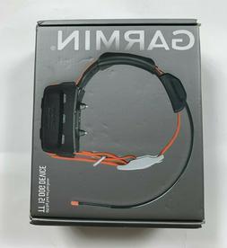 Garmin TT 15 GPS Mini Dog Tracking and Training Collar- Worn