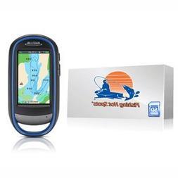 Magellan TX0510SG9NA GPS EXplorist 510 Pro Angler FHS3L SD