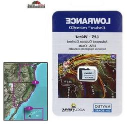 Endura MicroSD CardUS West Coast ~ New