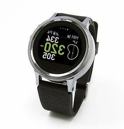 GolfBuddy WTX GPS Smart Watch Rangefinder and More Golf Budd
