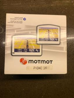 "TomTom XL Portable Handheld Black 4.3"" Touch Screen GPS Navi"